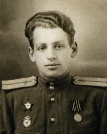 Штокбант Исаак Романович